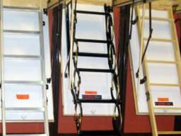 Деревянные чердачные лестницы Симферополь