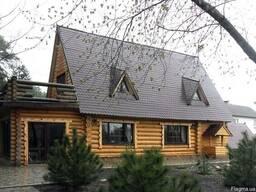 Деревянные дома, бани, сауны Под Ключ - фото 2