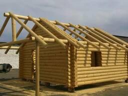 Деревянные Дома,Беседки,сауны изготовление
