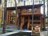 Деревянные дома из клееного бруса - фото 2