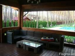Деревянные дома из клееного бруса - фото 5