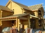Деревянные дома из оцилиндрованного бревна - фото 2