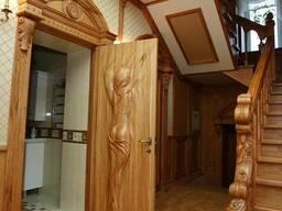 Деревянные Двери Резные/Расписные