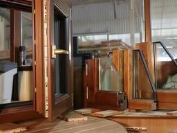 Деревянные и деревоалюминиевые окна