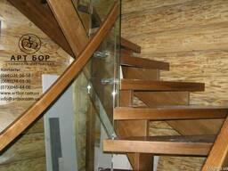 Деревянные лестницы под ключ!!!!