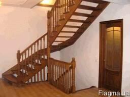 Деревянные лестницы изготовленные на заказ