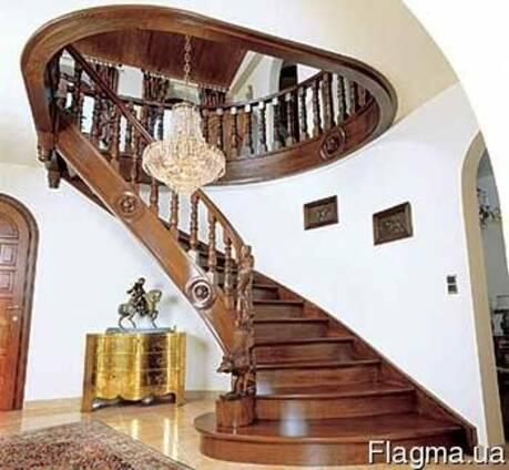 Деревянные лестницы. Кривой Рог
