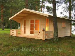 Строим деревянные жилые дома , дачи ,