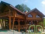 Деревяные дома, бани, Срубы - фото 4