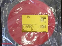 Самоклеящийся держатель шлифовальных кругов на липучке CS396