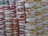 Десерты весовые 5кг в ассортименте от ХМЗ - photo 2