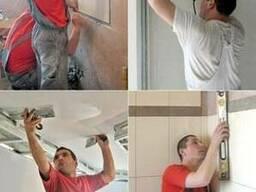 Дешовый ремонт квартир, домов