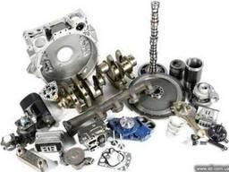 • Детали двигателя и его систем
