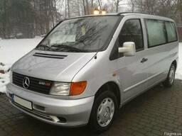 Детали кузова Mercedes Vito 638/639