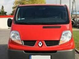 Детали кузова Renault Trafic/Opel Vivaro (01-10)