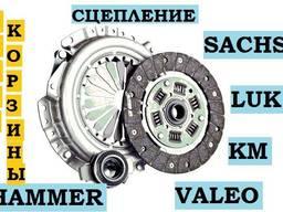 Детали сцепления диск зчеплення daf man scania volvo