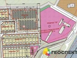 Детальний план території Розробка детального плану території