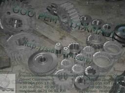 Детлали для спиральных, шламовых и песковых класификаторов