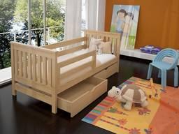 Детская деревянная кровать Адель 80*190, 80*160