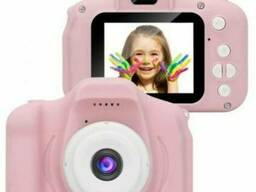 Детская фотокамера с функцией видео Urban. Kids