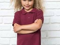 Детская футболка-поло