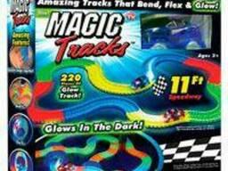 Детская гибкая игрушечная Дорога Magic Tracks 220. ..