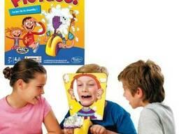 Детская игра Пирог в Лицо (Pie Face) - настольная игра