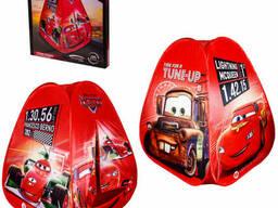 Детская игровая палатка Metr+ Cars (KI-3307)