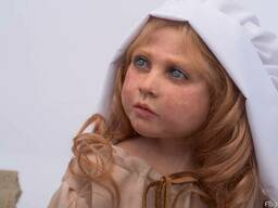 Детская интерьерная кукла