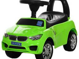 Детская каталка-толокар Bambi BMW M 3147B-5, зеленая