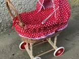 Детская коляска для куклы - фото 1