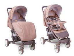 Детская коляска LorelliS-300 Бежево-коричневый