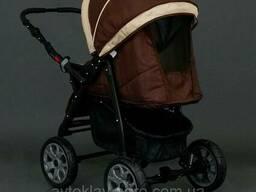 Детская коляска-трансформер Karina Victoria Gold