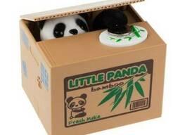 Детская копилка Panda - электронная копилка