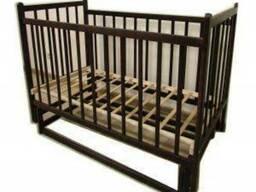 Детская кроватка от производителя. Акционная цена!