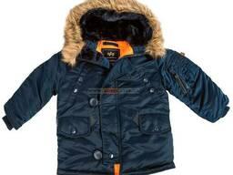 Детская куртка аляска Youth N-3B Parka, USA
