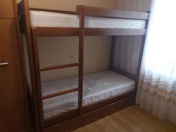 Двухъярусные кровати деревянные - Донецк