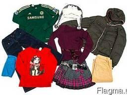 Детская миксовая одежда секонд хенд