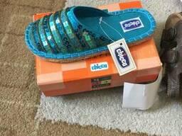 Детская новая обувь. Италия. По 9 евро пара. Лот 20 пар.
