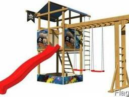 Детская площадка SportBaby №14