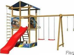 Детская площадка SportBaby №8