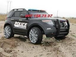 Детская полицейская машина с пультом управления