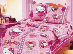 Детская постель, Комплект Хелло Китти