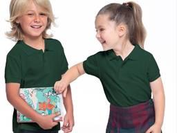Детская рубашка-поло
