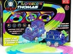 Детская железная дорога-трек Fluorescent Thomas