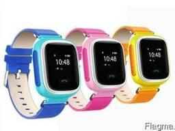 Детские часы Smart Baby Watch Q60 (умные часы)