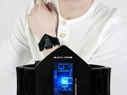 Детские электронные часы Skmei Fire Stealth