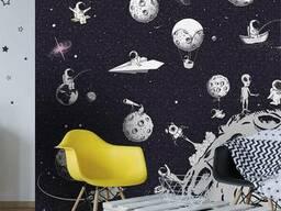 Фотообои мальчику в детскую Космос Space 250 см х 150 см