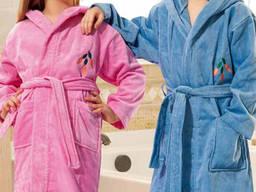Детские халаты Турция отпом