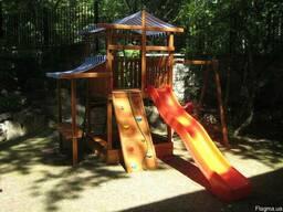 Детские игровые комплексы для дома BL-7